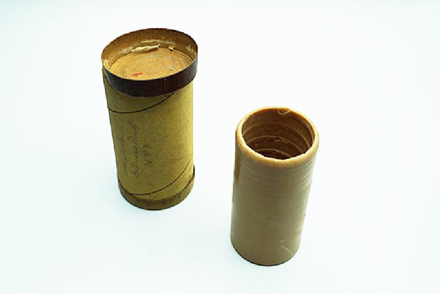 brown wax CYLINDER TRANSFER TO DIGITAL