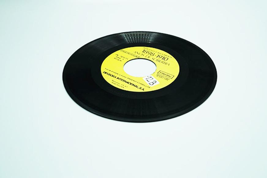 single DISC TRANSFER TO DIGITAL