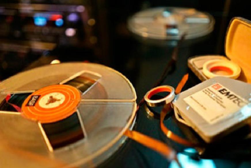 splicing AUDIO TAPE
