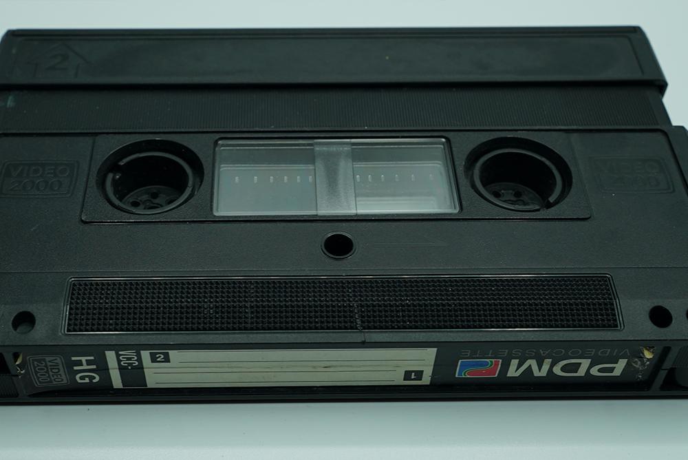 video 2000 transfer to digital
