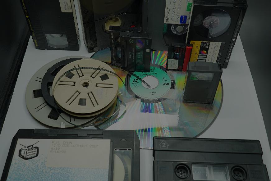 audiovisual formats to digital